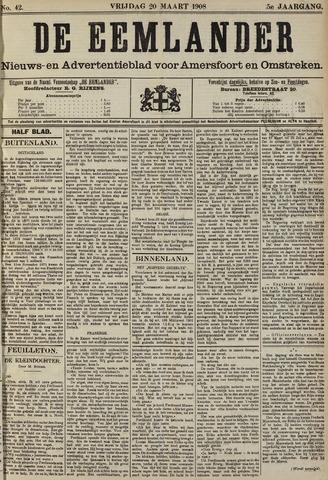 De Eemlander 1908-03-20