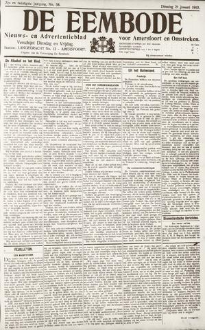 De Eembode 1913-01-21
