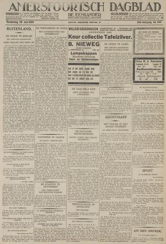 Amersfoortsch Dagblad / De Eemlander 1928-06-28