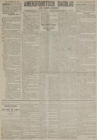 Amersfoortsch Dagblad / De Eemlander 1917-11-21