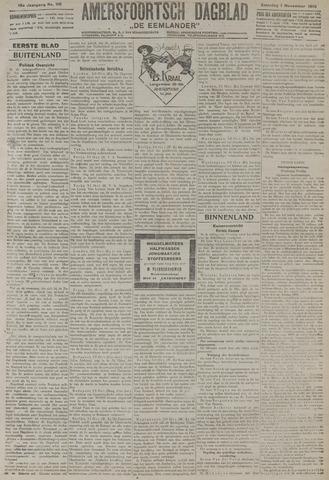 Amersfoortsch Dagblad / De Eemlander 1919-11-01