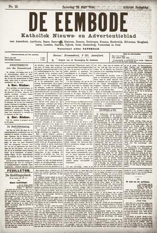 De Eembode 1894-06-23