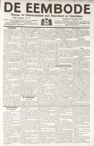 De Eembode 1913-12-27