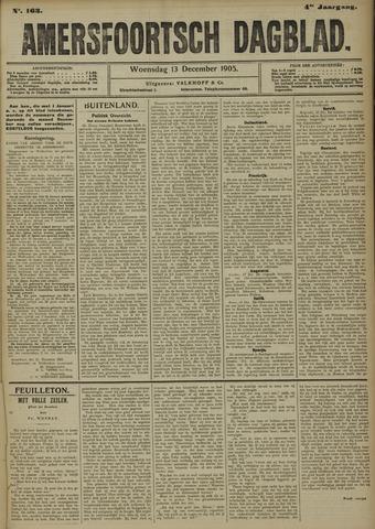 Amersfoortsch Dagblad 1905-12-13