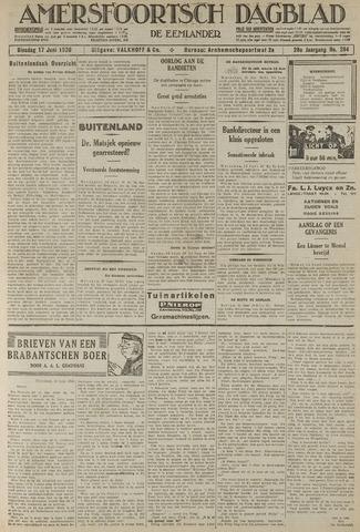 Amersfoortsch Dagblad / De Eemlander 1930-06-17