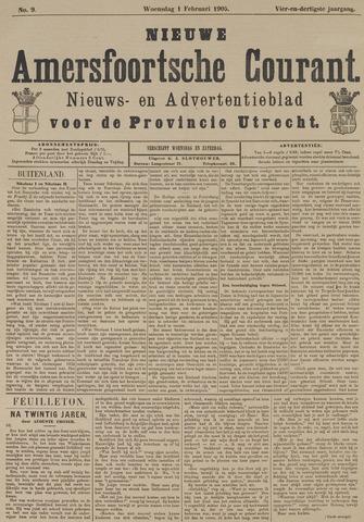 Nieuwe Amersfoortsche Courant 1905-02-01