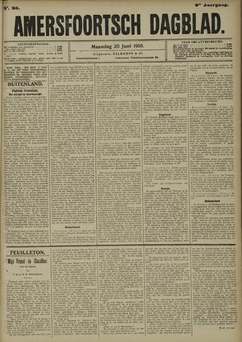 Amersfoortsch Dagblad 1910-06-20