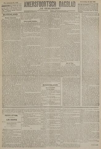 Amersfoortsch Dagblad / De Eemlander 1919-05-22