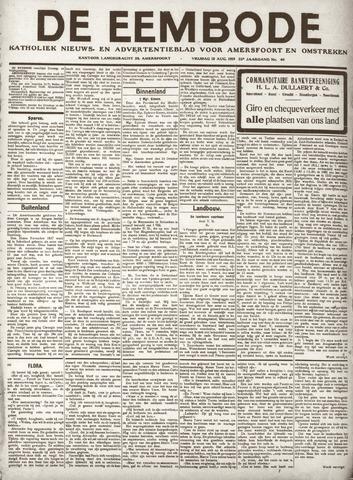 De Eembode 1919-08-15