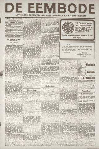 De Eembode 1920-08-13
