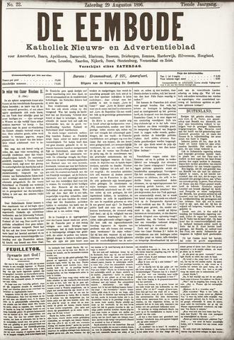 De Eembode 1896-08-29