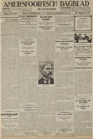 Amersfoortsch Dagblad / De Eemlander 1930-05-23