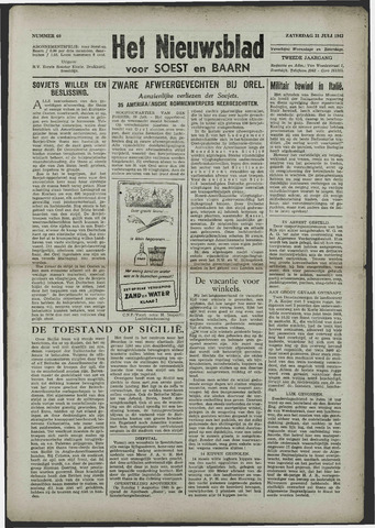 Soester Courant 1943-07-31