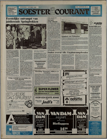 Soester Courant 1986-10-01