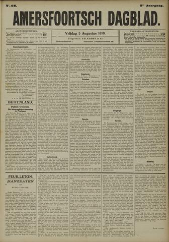 Amersfoortsch Dagblad 1910-08-05