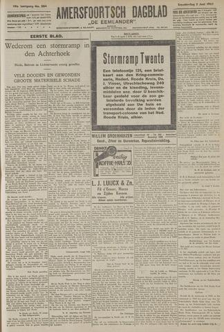 Amersfoortsch Dagblad / De Eemlander 1927-06-02