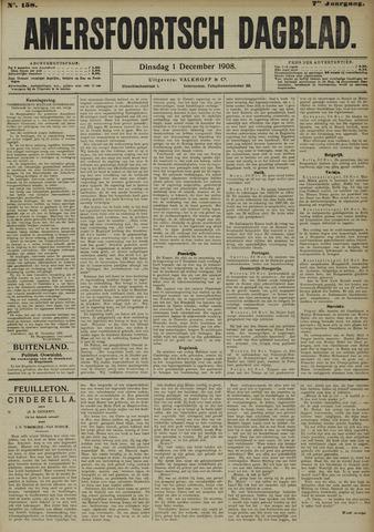 Amersfoortsch Dagblad 1908-12-01