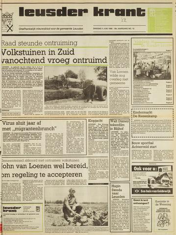 Leusder Krant 1986-06-03