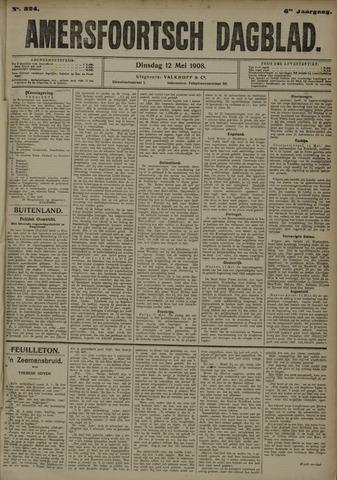 Amersfoortsch Dagblad 1908-05-12