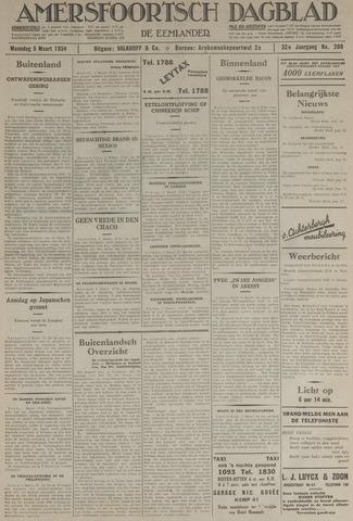 Amersfoortsch Dagblad / De Eemlander 1934-03-05
