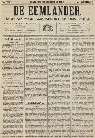 De Eemlander 1911-10-10