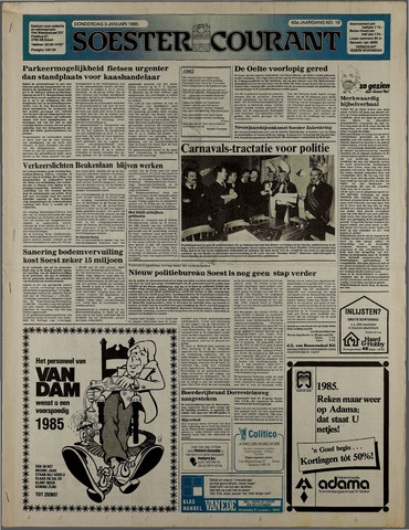 Soester Courant 1985-01-03
