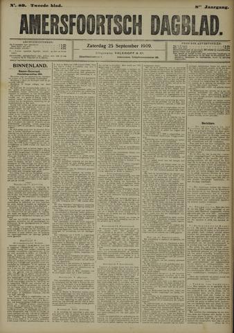 Amersfoortsch Dagblad 1909-09-25