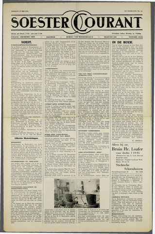 Soester Courant 1954-05-25