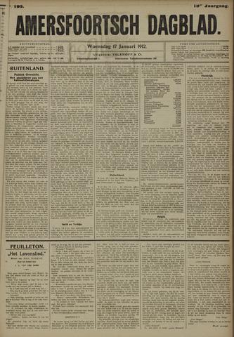 Amersfoortsch Dagblad 1912-01-17