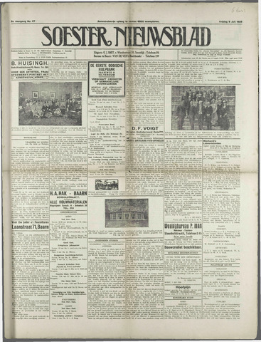Soester Courant 1926-07-09