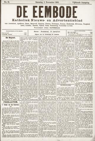 De Eembode 1901-11-02