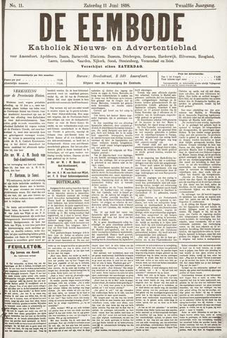 De Eembode 1898-06-11