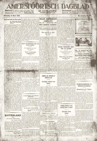 Amersfoortsch Dagblad / De Eemlander 1930-03-19