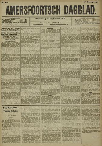 Amersfoortsch Dagblad 1905-09-13