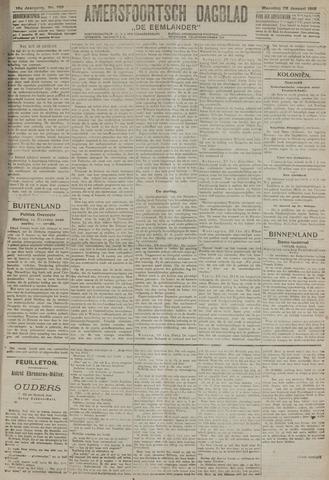 Amersfoortsch Dagblad / De Eemlander 1918-01-28