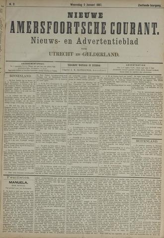 Nieuwe Amersfoortsche Courant 1887-01-05
