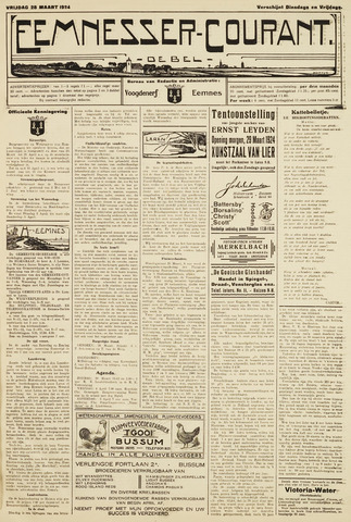 Eemnesser Courant 1924-03-28