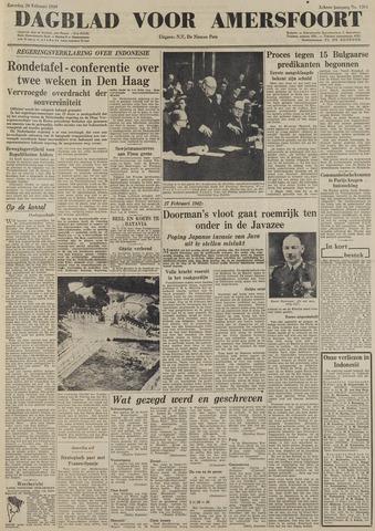 Dagblad voor Amersfoort 1949-02-26