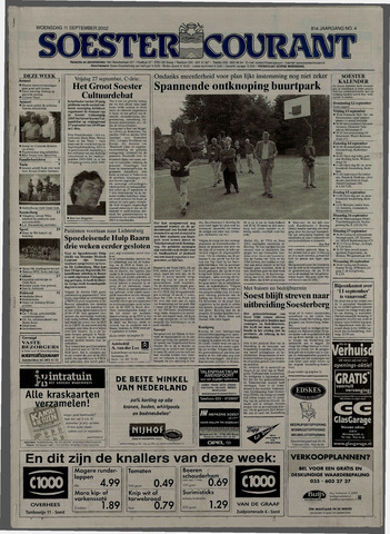 Soester Courant 2002-09-11