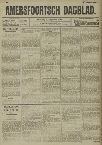Amersfoortsch Dagblad 1904-08-09
