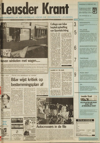 Leusder Krant 1992-02-19