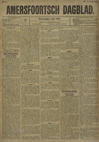 Amersfoortsch Dagblad 1908-07-01