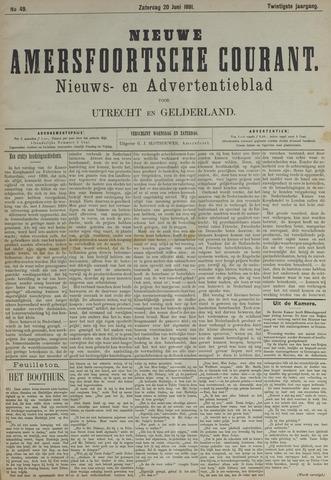 Nieuwe Amersfoortsche Courant 1891-06-20