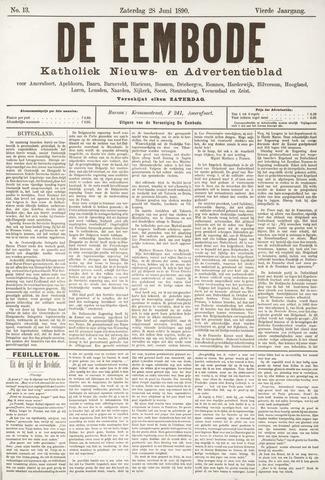 De Eembode 1890-06-28