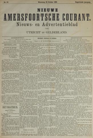 Nieuwe Amersfoortsche Courant 1890-10-29