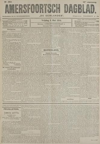 Amersfoortsch Dagblad / De Eemlander 1914-05-08