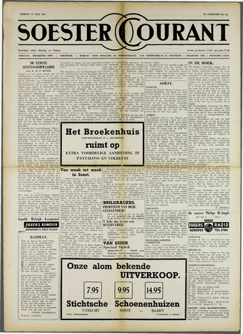 Soester Courant 1955-07-15