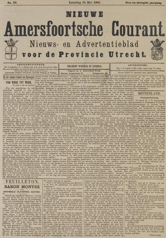 Nieuwe Amersfoortsche Courant 1904-05-14