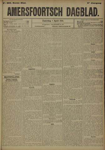 Amersfoortsch Dagblad 1911-04-01