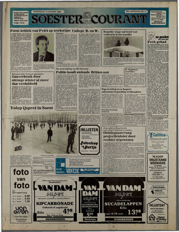 Soester Courant 1985-01-16